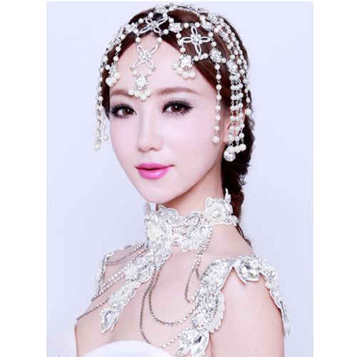 影楼新娘美妆造型