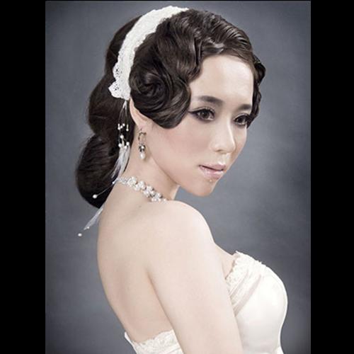 新娘跟妆作品
